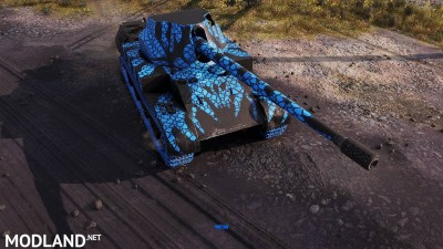 "Rheinmetall Skorpion G pack ""blue, green, hot pink"" 1.404 [1.4.0.1], 4 photo"